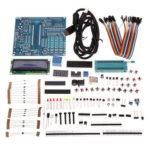 New              HW-471 51 MCU Development Board DIY Kit Soldering Component Core Board Parts