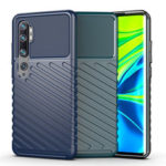 New              Bakeey Armor Military Protect Rugged Shockproof Anti-Fingerprint Soft TPU Protective Case for Xiaomi Mi Note 10 / Mi Note 10 Pro / Xiaomi Mi CC9 Pro