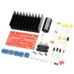 New              HIFI MOSFET HIFI TDA7850 4-channels Home Amplifier Board 4X50W Car Audio Amplifier Board DIY Kit