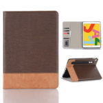 New              Bakeey PU Leather Flip with Card Stylus Slots Stand Full Cover Tablet Protective Case for iPad 10.2 inch 2019