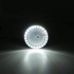 New              24 LED Car Trunk RV Dome Roof Ceiling Interior ReadingLight Wall Lamp Bulbs DC12V