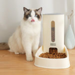New              Cat Dog Automatic Feeder Pet Bowl Pet Automatic Water Dispenser Water Bowl