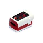 New              Mini Portable Fingertip Oximeter Finger Pulse Oximetry Monitor Heart Rate Meter