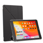 New              Baseus Foldable Flip Smart Sleep Luxury PU with Stand Full Cover Tablet Protective Case for iPad 10.2 inch 2019