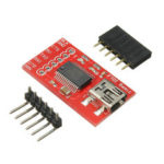 New              FTDI FT232RL USB 2.0 Seriell Adapter Module 3.3 V 5V TTL Geekcreit for Arduino – products that work with official Arduino boards