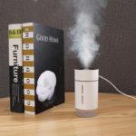 New              Auto 750ML Mini USB Diffuser Car Ultrasonic Mist Humidifier Air Diffuser