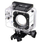 New              Camera Waterproof Dive Housing Case Underwater Cover For SJ4000 SJCAM Sports Camera