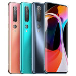 New              Xiaomi Mi 10 5G CN Version 108MP Quad Cameras 8K Video Recording 8GB 128GB 6.67 inch 90Hz Fluid AMOLED Display 4780mAh 30W Fast Charge Wireless Charge WiFi 6 NFC Snapdragon 865 Octa core 5G Smartphone