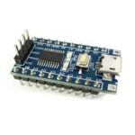 New              STM8S103F3 STM8 Core-board Development Board with Micro USB Interface and SWIM Port