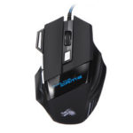 New              Wired RGB Mechanical Gaming Mouse 7 Keys 5500DPI LED Optical USB Mouse Mice Game Mouse For PC Computer