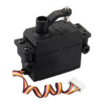New              Wltoys Servo For 12429 1/12 4WD High Speed Off-Road On-Road RC Car Parts
