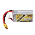 New              Gaoneng GNB 14.8V 1350mAh 100C 4S Lipo Battery XT60 Plug for Merica 5 Inch FPV Racing Drone Frame