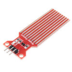 New              5pcs DC 3V-5V 20mA Rain Water Level Sensor Module Detection Liquid Surface Depth Height For Geekcreit for Arduino – products that work with official Arduino boards