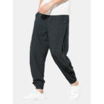 New              Mens Casual Harem Pants