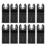 New              1Pcs/10Pcs/20Pcs/30Pcs 34mm Saw Blades High Carbon Steel Oscillating Multi Tools Saw Blades