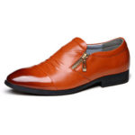 New              Men Business Leather Soft Formal Shoes