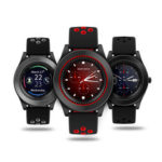 New              Bakeey TF8 Round HD Screen Wristband Browser 32G TF Card Extend Music Player Watch Phone