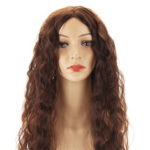 New              Loose Deep Lace Front Human Hair Wigs Brazilian  Hair Wigs