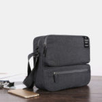 New              Multifunction Earphone Charging Double Zippers Storage Bag