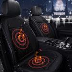 New              12V 24V Car Auto Heated Seat Cushion Cover Pad Warmer Winter Autumn Seat Cushion