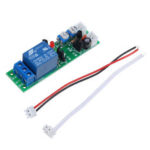 New              3pcs JK11-PB Time Delay Relay Module 0-100S Adjustable Delay 0.5S Open for Computer Automatic Start