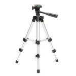 New              65cm Mini Portable Foldable Tripod Stand with Clip for Smartphpne Action Camera DV Camcorder