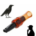 New              Outdoor Mini Duck Goose Calling Hunting Whistle Bird Bait Whistle Crow Caller