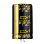 New              22000UF 35V 30x50mm Radial Aluminium Electrolytic Capacitor High Frequency 105°C