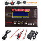 New              B6 V3 80W 6A Lipo Battery Balance Charger Discharger Upgrade Version with Power Supply Adapter