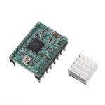 New              3pcs A4988 Stepper Motor Driver Board with Heatsink for 3D Printer