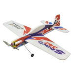 New              Dancing Wings Hobby Sbach 342 1000mm Wingspan Upgrade EPP 3D Electric Aeroplane RC Airplane Kit