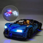New              DIY USB LED Light Lighting Kit ONLY For LEGO 42083 Bugatti Chiron Technicy Bricks Toys