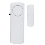 New              Magnetic Sensor Alert Door Windows Cabinet Sensor Wireless Alarm System 90dB Alarm