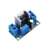 New              5pcs LM317 DC-DC Converter Buck Step Down Module Linear Regulator Adjustable Voltage Regulator Power Supply Board