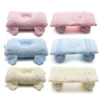 New               Newborn Baby Head Support Pillow Shaping Infant Cotton Anti Roll Pillow Sleep Positioner