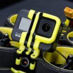 New              iFlight BumbleBee Frame Kit TPU Camera Mount for Gopro Hero 5/6/7/8 15° 25° 10°