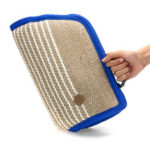 New              Safety Jute Thickened Arm Protection Practical Training Dog Bite Sleeve With Handle Pet Trainer Durable Chewing