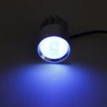 New              Multifunctional LED Light USB Ultraviolet Curing Lamp LED Blacklight Gooseneck Light with Clamp UV Light Fixture Black Lam