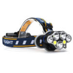 New              90000LM T6 LED Headlamp Headlight Flashlight Head Torch Rechargeable Lamp Sport
