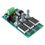 New              YF-22 PWM Dimming Speed Controller Module Frequency Duty Ratio Pulse Adjustable Square Wave Rectangular Wave Stepping Motor