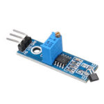 New              5pcs LM393 3144 Hall Sensor Hall Switch Hall Sensor Module for Smart Car Geekcreit for Arduino – products that work with official Arduino boards