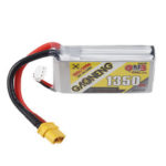 New              Gaoneng GNB 7.4V 1350mAh 100C 2S Lipo Battery XT60U-F Plug for RC Models Multicopter Frame