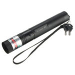 New              10 Mile 532nm Green Laser Pointer Pen PPT Laser Page Pen Light Adjust 5mw + 18650 Battery Charger