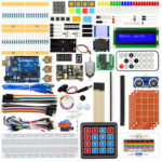 New              Freenove Ultimate Starter Kits with Controller Compatible with Arduino – products that work with official Arduino boards
