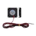 New              3 Pcs 24V DC 4010 40*40*10mm Blower Cooling Fan with 1M 2 Termina Cable for 3D Printer