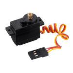 New              Sinohobby V28-046S Metal Gear Digital Micro Servo 5g for MINI-Q TRQ1 Slash TR-Q7BL 1/28 RC Car