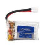 New              JJRC Upgraded 3.7v 200mAh 30C PH2.0 Plug Li-ion Battery for H36F Terzetto 1/20 RC Vehicle Drone Boat