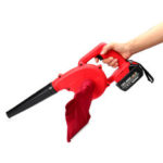 New              1500W Cordless Blower Battery Power Adapter Dust Sweeper Vacuum Cleaner Tool