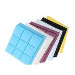 New              5pcs 30x30x5cm Sound-absorbing Cotton Foam Soundproof Cotton Shed Wall Muffler Sponge