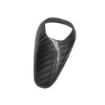 New              Carbon Fiber Gear Shift Knob Cover For BMW M2 F87 M3 F80 M4 F82 F83 M5 F10 F85 X5M F86 X6M F12 F13